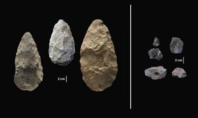 Ενδείξεις καινοτομίας των προγόνων μας πριν από 320.000 χρόνια