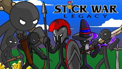 Stick War Legacy Apk Mod Android Offline