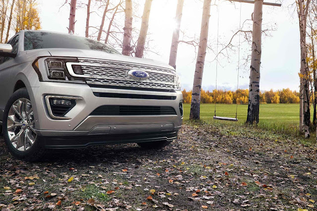 Nueva Ford Expedition 2018