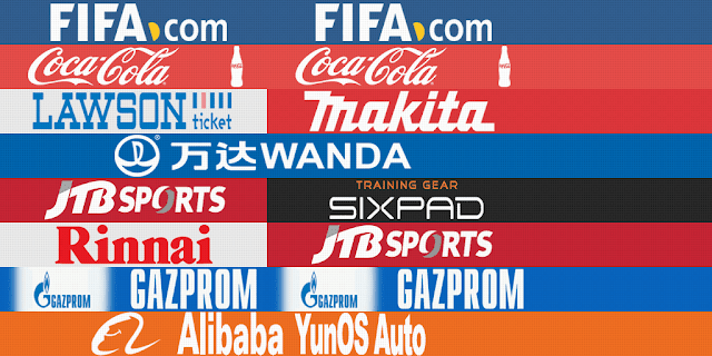 PES 2013 FIFA Club World Cup Japan 2016 Adboards for GDB by m4rcelo