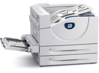 The Fuji Xerox Printer Phaser 5550 can print more, print more quickly, be more productive, reliable,