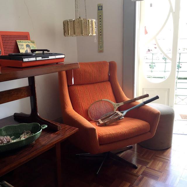 loja vintage, móveis vintage, decoração vintage, a Porta Verde