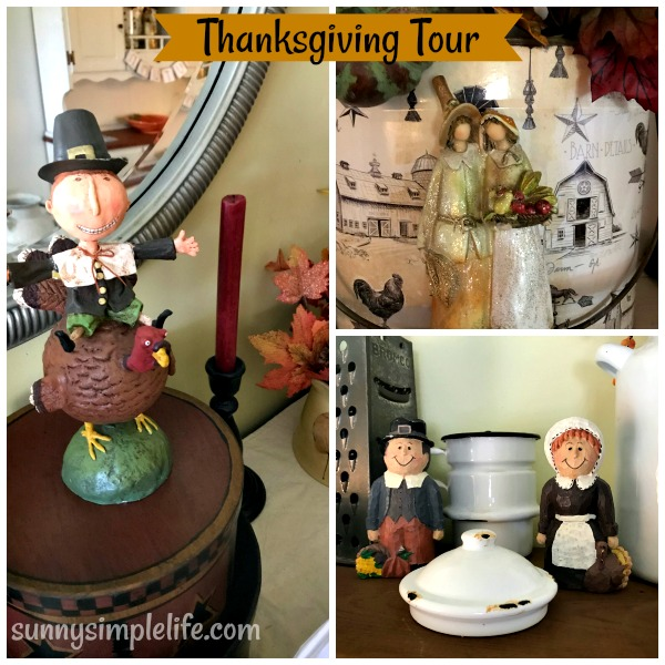 Thanksgiving tour