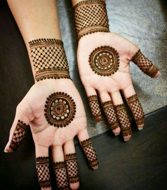 new mehndi design photo