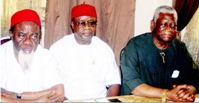 Let's rework Nigeria now — Clark, Nwodo, others
