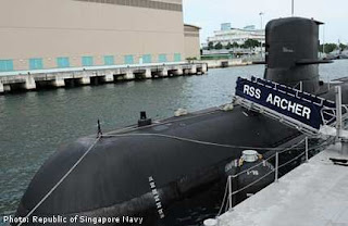 Most advanced submarine is now operational, RSS Archer, Singapore Navy