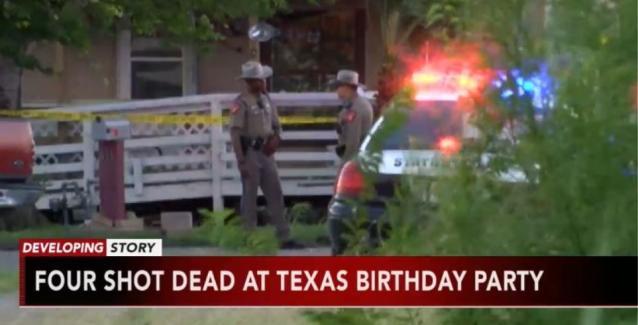 Τραγωδία στο Τέξας: Τέσσερις νεκροί από πυροβολισμούς σε παιδικό πάρτι γενεθλίων