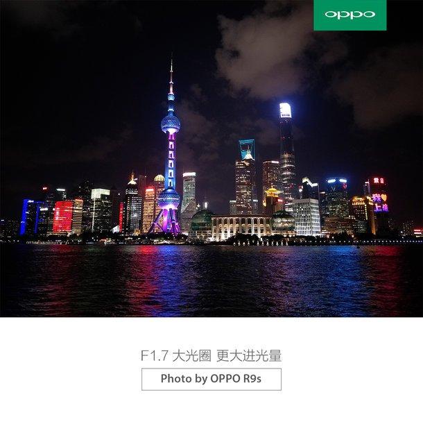 Hasil Foto Kamera Oppo R9S