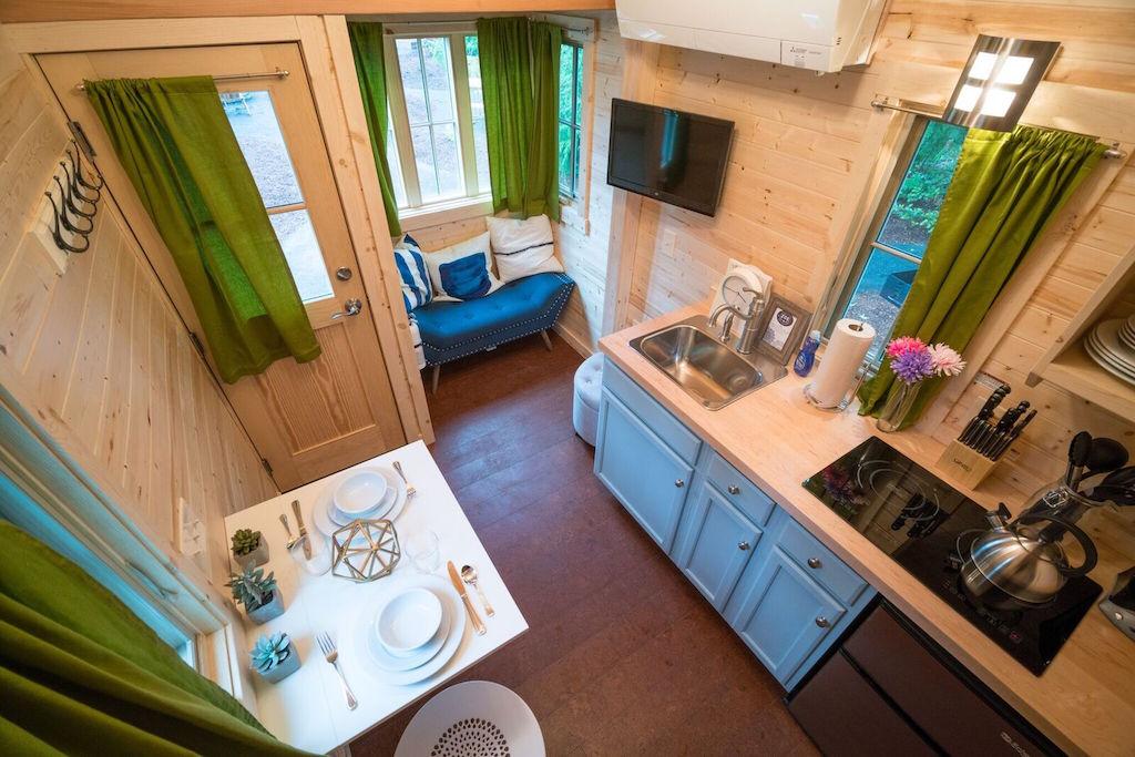 Tiny House Town Zoe Of Mt Hood Village Resort