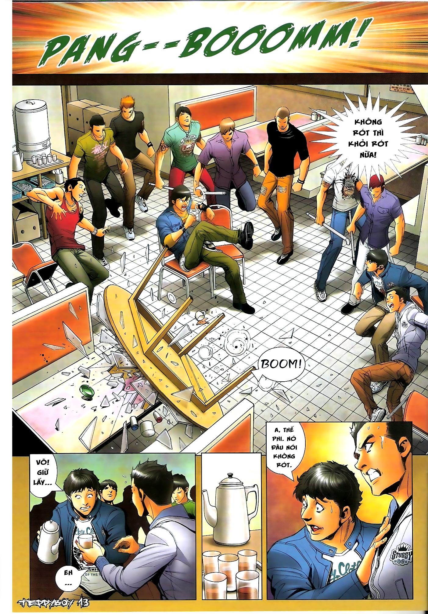 Người Trong Giang Hồ - Chapter 1293: Hạo Nam tái hiện - Pic 10