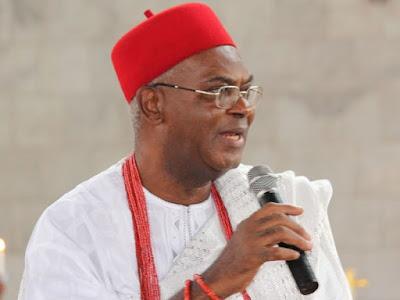 Obi of Onitsha, Igwe Alfred Nnaemeka Achebe