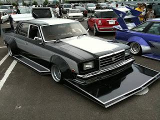 Bosozoku Style JDM Car 4
