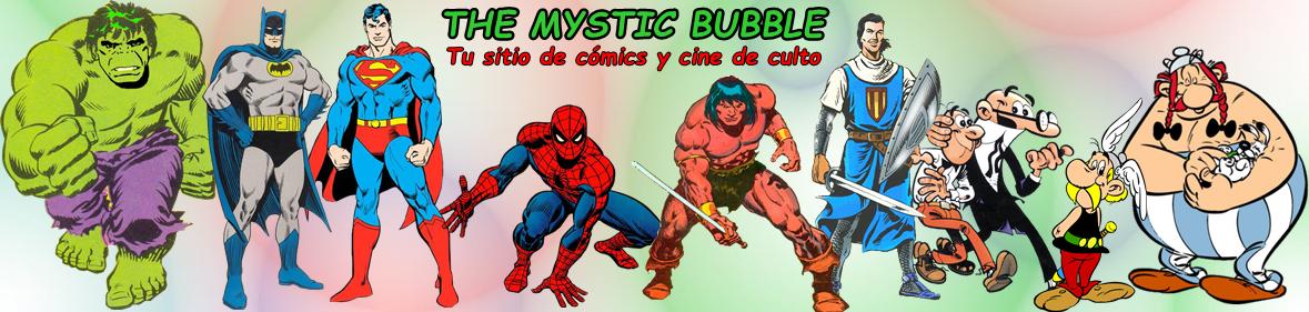 THE MYSTIC BUBBLE
