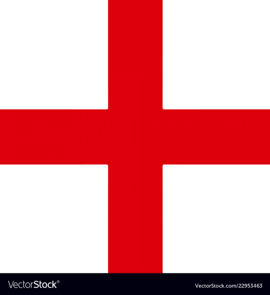 England flag wallpaper and background concept Vector Image