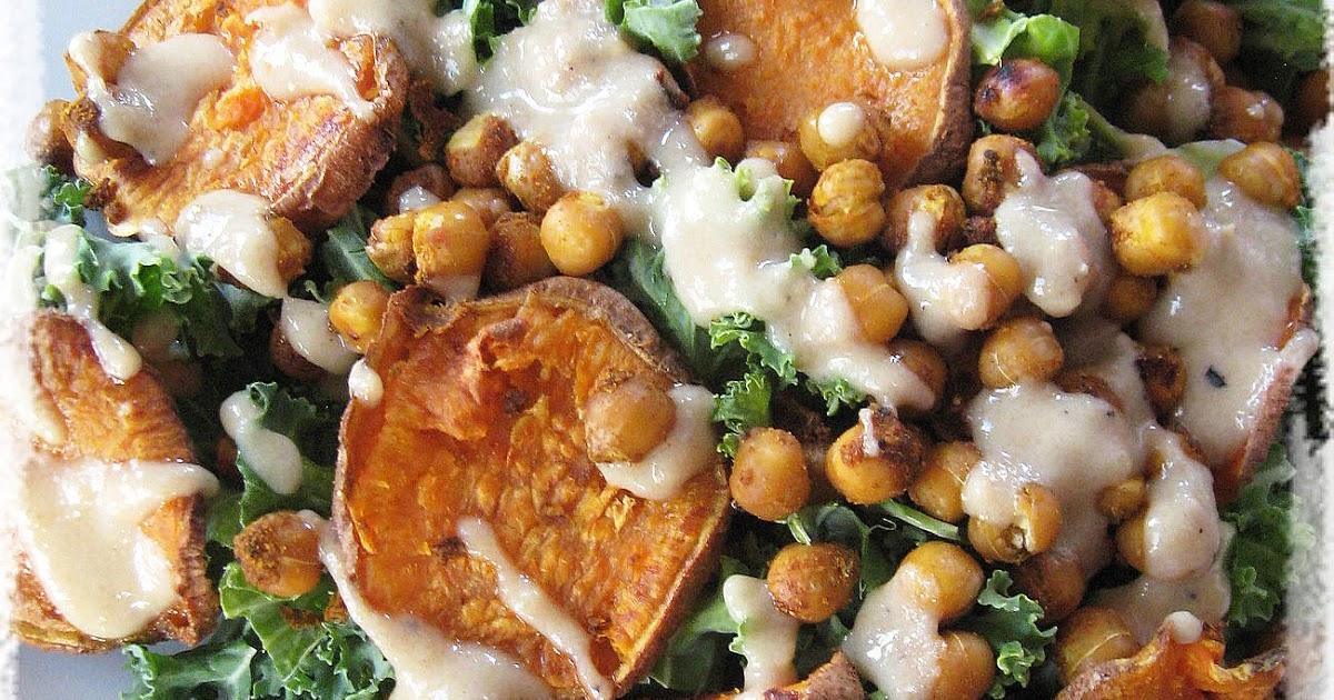 Ma cuisine de tous les jours salade de patates douces grill es et de pois chiches - Quand recolter les patates douces ...