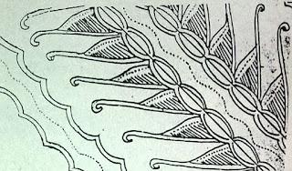 Batik Parang Baris
