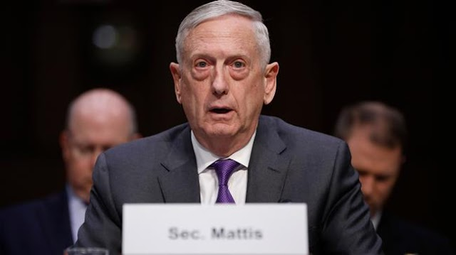 US made no decision yet on whether to stay in Iran deal: James Mattis