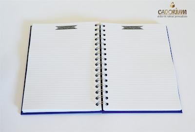 agenda personalizata cadorium