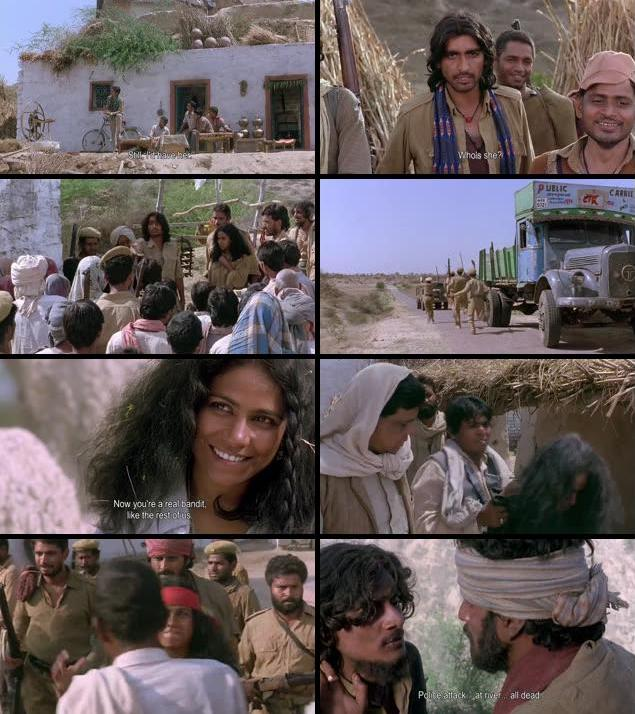 Bandit Queen 1994 Dual Audio Hindi 480p BluRay 350mb