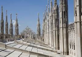 Turistiamilano Milano Dalle Terrazze Del Duomo