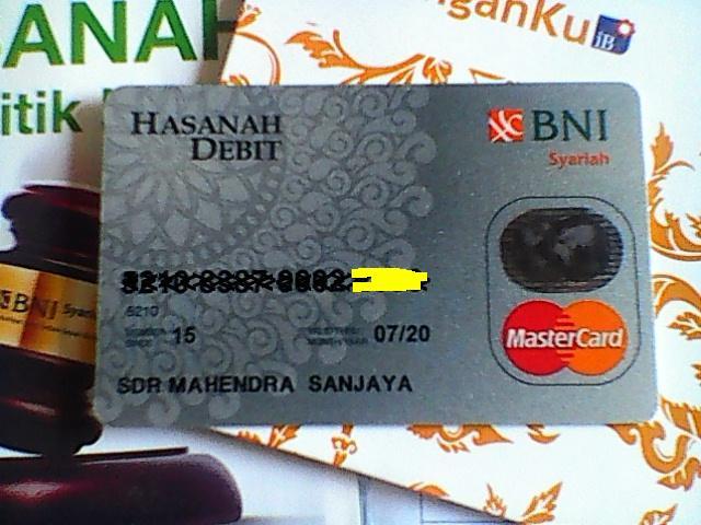 Fasilitas Tabunganku Ib Bni Syariah Tabungan Bank