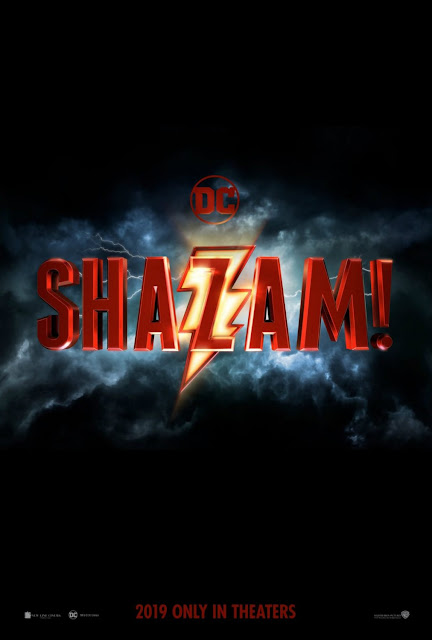 DC Comics' Shazam Teaser One Sheet Movie Poster