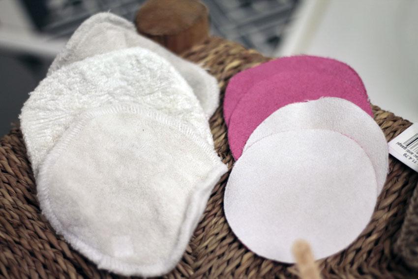 coton réutilisable tissu zéro déchet