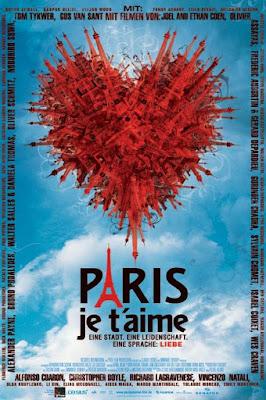 París te amo, film
