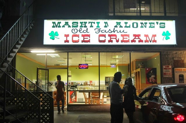 Mashti Malone's Ice Cream