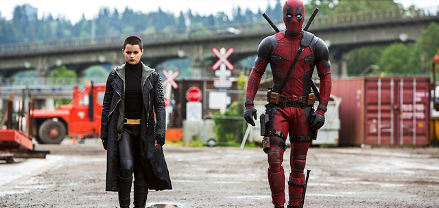 Negasonic Teenage Warhead și Deadpool