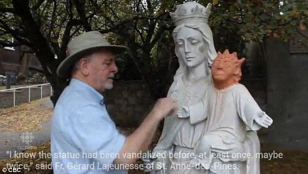 Repair of Infant Jesus statue causes outrage in Catholic parish
