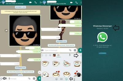 merupakan salah satu fitur terbaru yang dirilis dan disebarluaskan oleh  Tutorial Membuat Stiker Sendiri di Whatsapp, Inilah Tutorial Buat Stiker Wajah Sendiri di WA