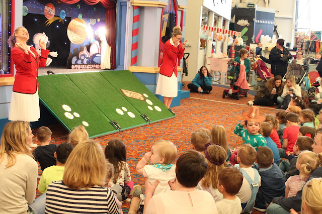 puppet show at butlins just for tots holiday