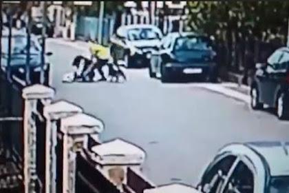 Dirampok Siang Bolong, Wanita Ini Diselamatkan Anjing Liar
