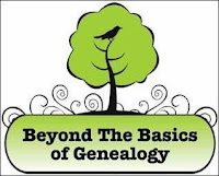 Beyond the Basics of Genealogy logo