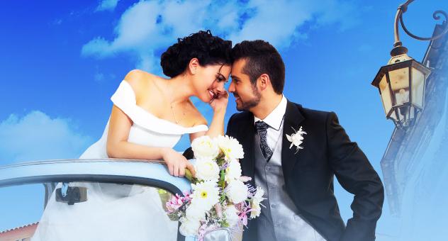 Livia Brito y José Ron, protagonistas de la porquería de telenovela llamada Muchacha italiana viene a casarse | Ximinia