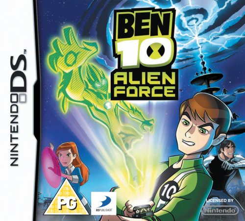 ROMs - Ben 10 - Alien Force (Português) - NDS Download