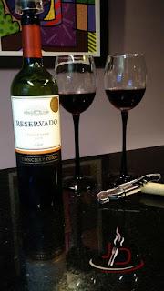 foto vinho concha y toro carmenere
