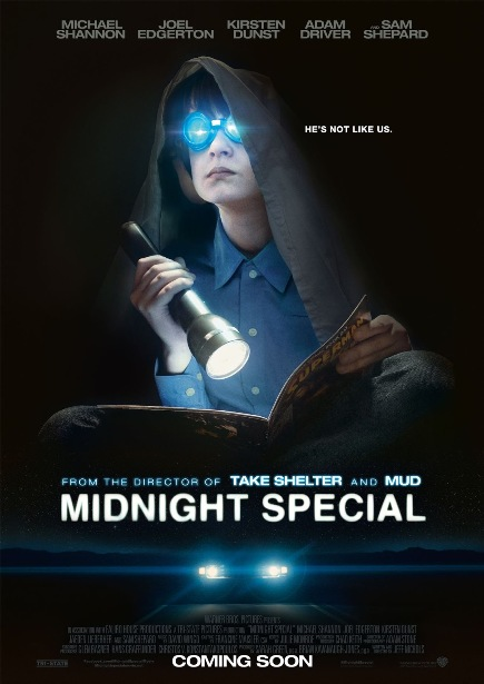 MIDNIGHT SPECIAL (2016) movie review by Glen Tripollo