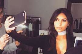 Kim Kardashian Sued For Allegedly Stealing Lighting Technique For Selfies