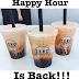 AUG 22 - 28:  BOGO FREE COFFEE AND TEAS @ ZERO EXPRESS - CSUF & CSULB