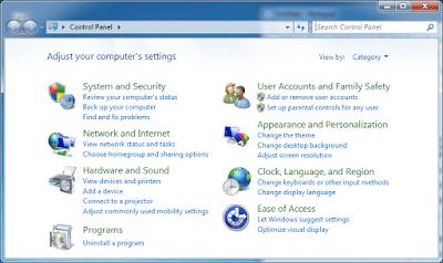 Cara Uninstall Program di Windows Komputer Melalui Control Panel