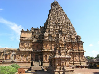 8. Kuil Brihadeeswarar