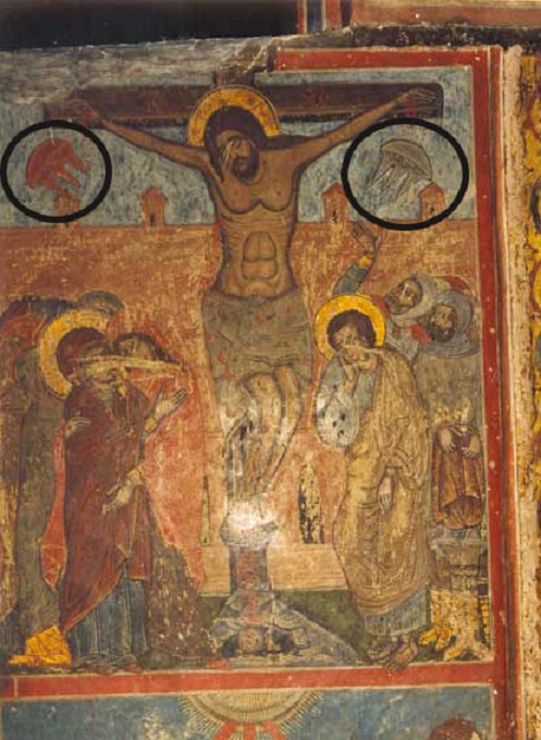 Gli alieni erano presenti alla crocifissione di Gesù