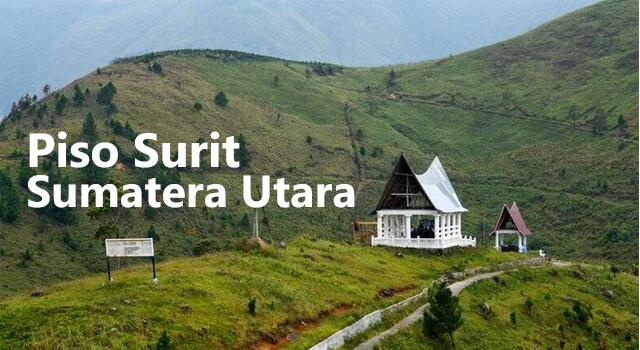 Lirik Lagu Piso Surit - Sumatera Utara