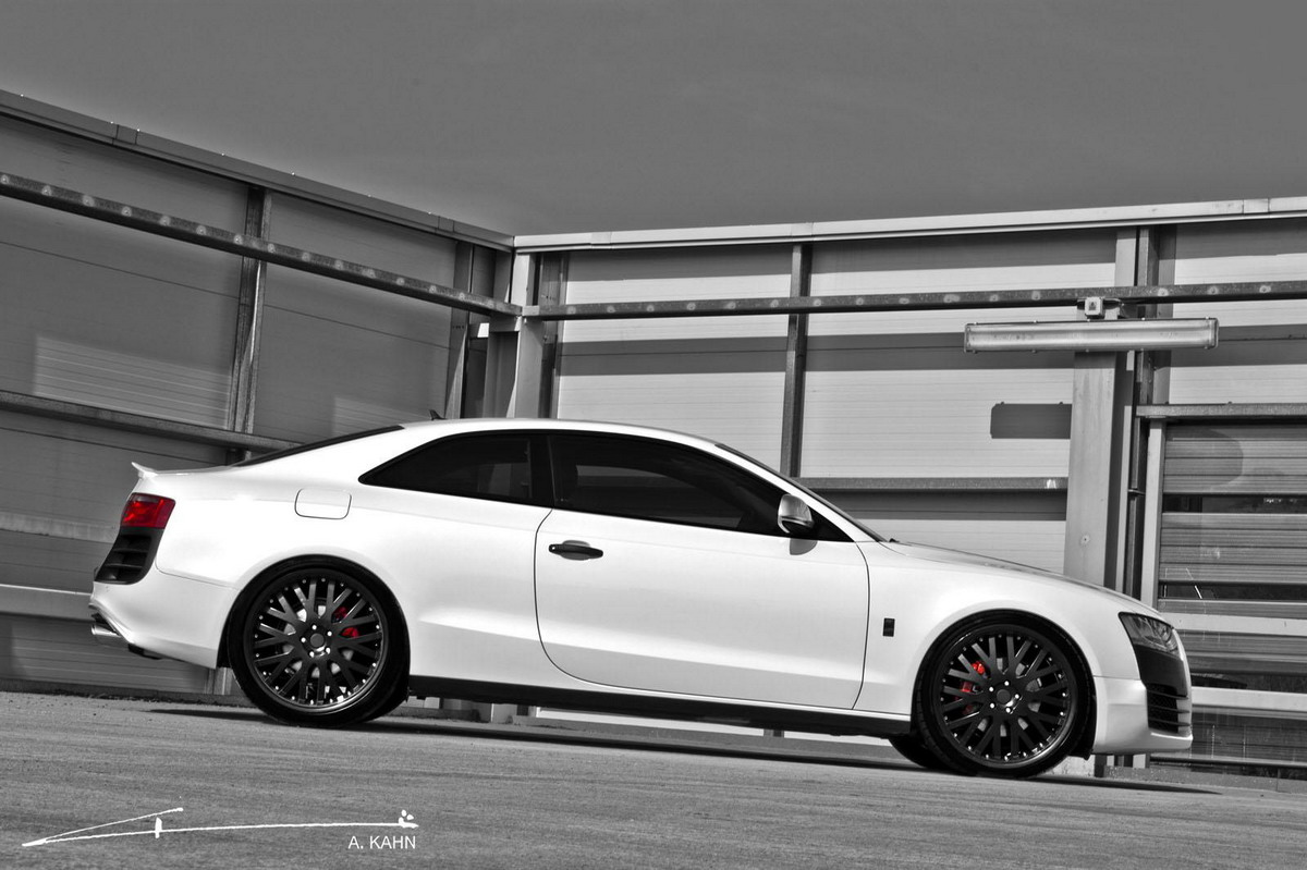 project kahn 2011 audi a5 coupe sport concept car new car used car reviews picture. Black Bedroom Furniture Sets. Home Design Ideas