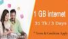Bl 1 gb internet 31 tk | Banglalink internet offer 2019