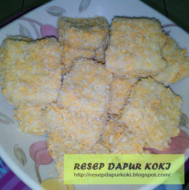 Resep Cara Membuat Nugget Ayam