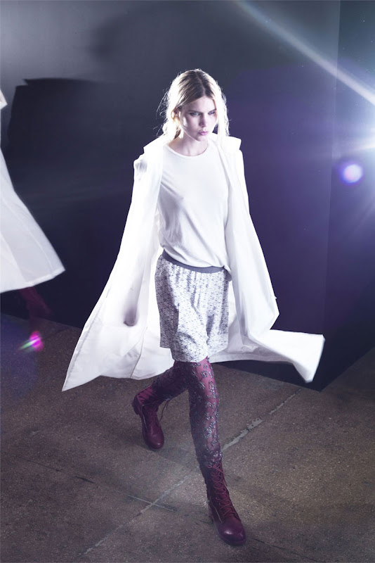 Theyskens' Theory Autumn/winter 2012/13 Women's Collection