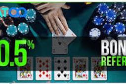 Situs Poker Banyak Bonus Sistem Fair Play 100% Hanya di NikmatQQ.com
